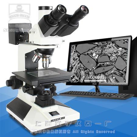 正置金相显微镜 6XB-PC